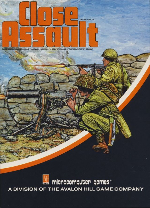 Close Assault - Atari 8-bit | Retro1UP Game