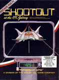 Shootout at the OK Galaxy - Atari 8-bit | Retro1UP Game