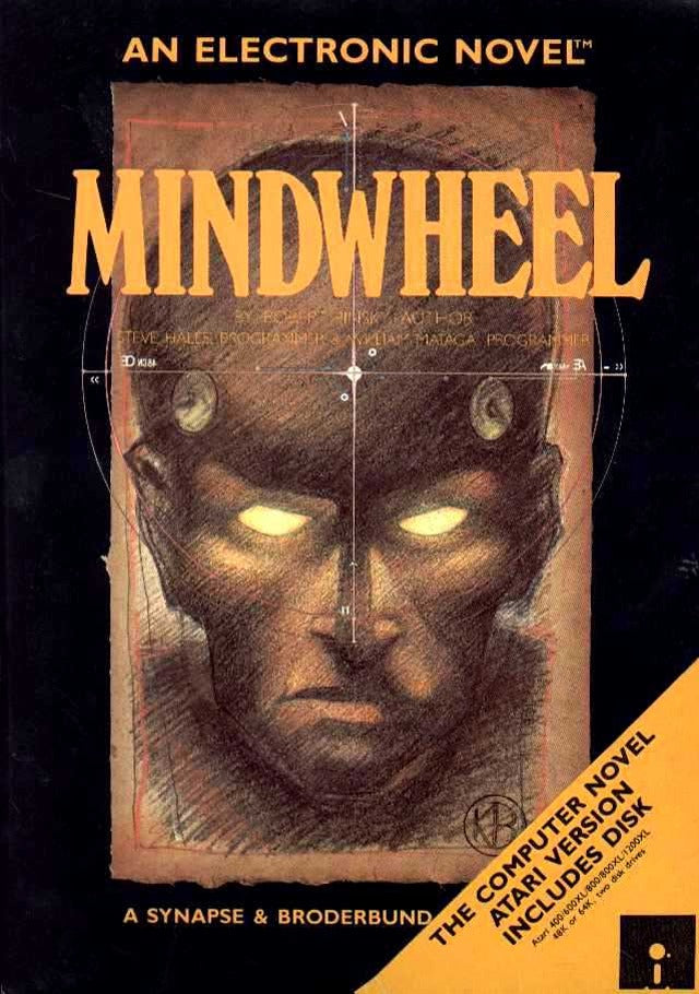 Mindwheel - Atari 8-bit | Retro1UP Game