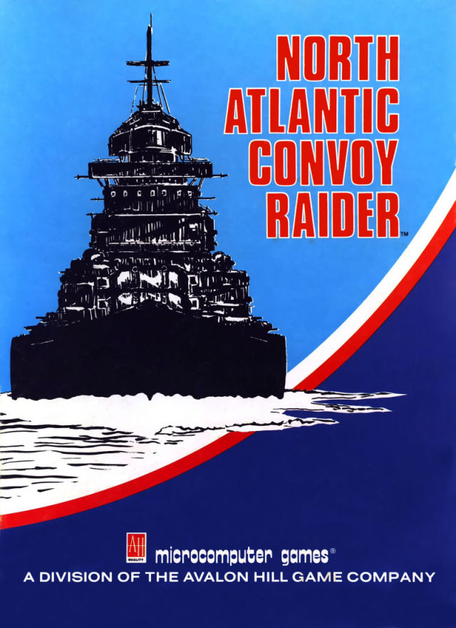North Atlantic Convoy Raider - Atari 8-bit | Retro1UP Game