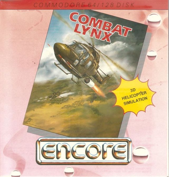 Combat Lynx - Commodore 64 | Retro1UP Game