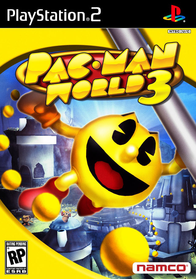 Pac-Man World 3 - PlayStation 2 | Retro1UP Game