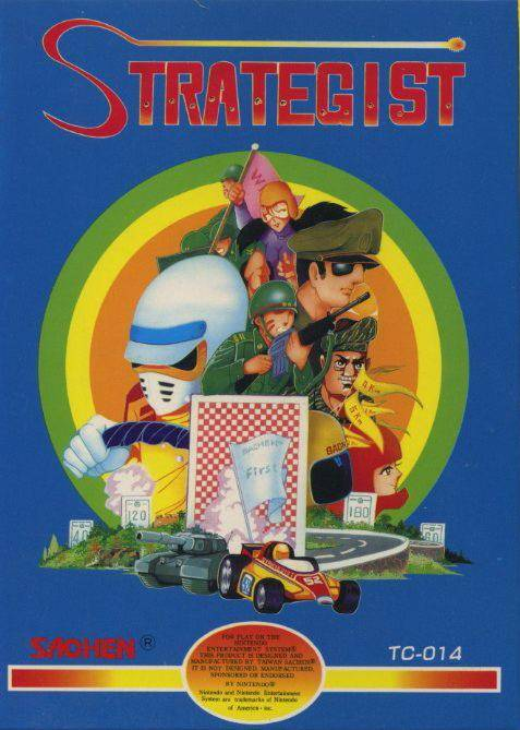 Strategist - NES | Retro1UP Game