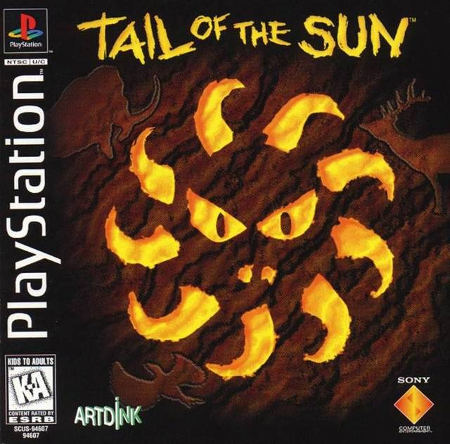 Tail of the Sun - PlayStation | Retro1UP Game