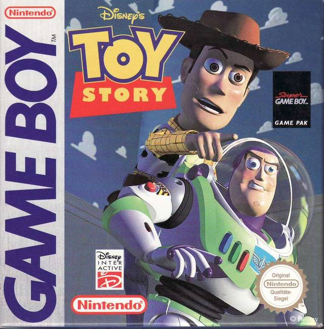 Disney's Toy Story - Game Boy | Retro1UP Game