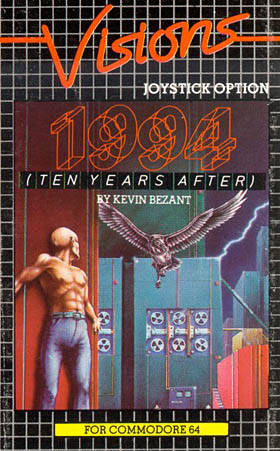 1994: Ten Years After - Commodore 64 | Retro1UP Game