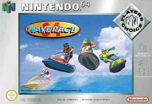 Wave Race 64 - Nintendo 64 | Retro1UP Game