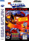 X-Men: Children of the Atom - Saturn | Retro1UP Game