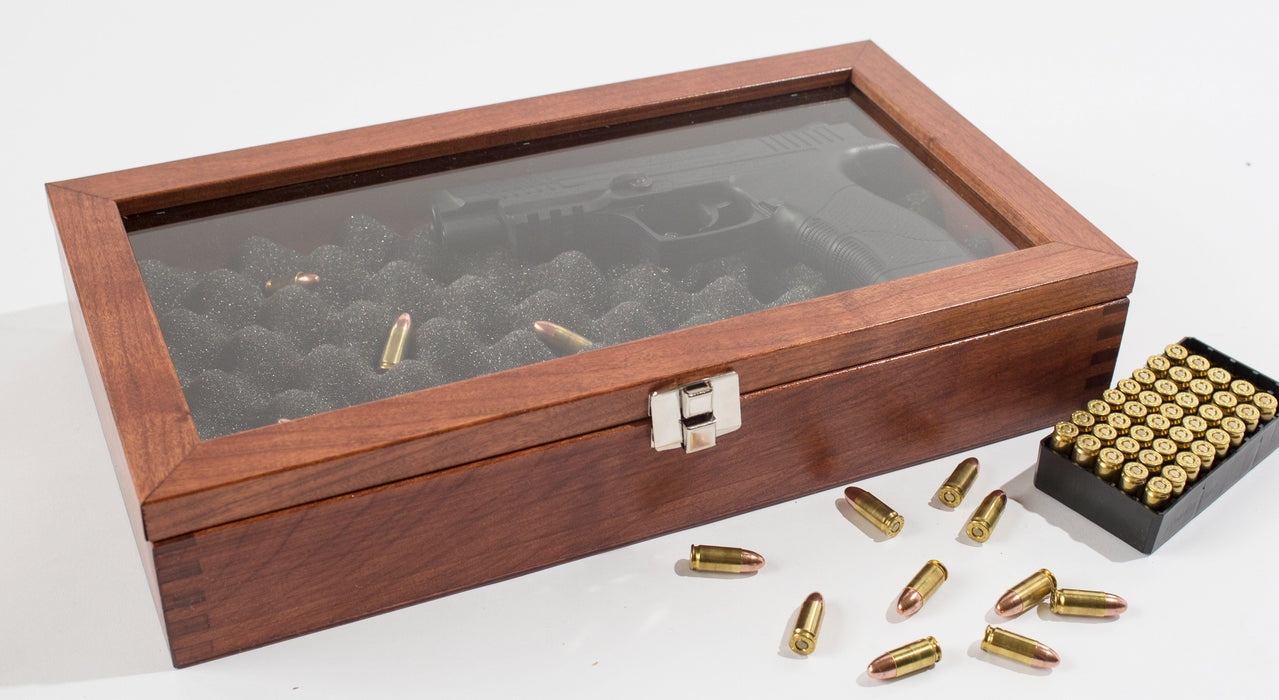 American Chest Display Two Pistol Gun Chest GD2C American Chest