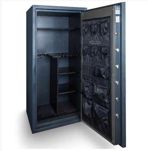 Hollon Gun Vault EMP TL-15 Gun Safe Series EMP-6333 Hollon Gun Safe - Steadfast Safes