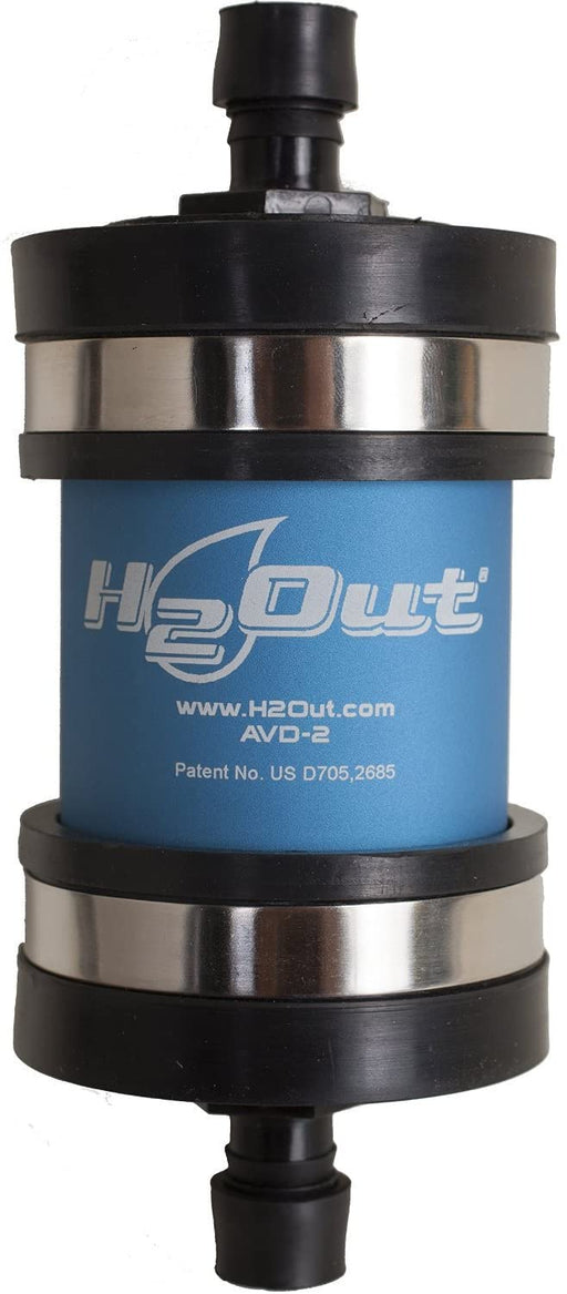 H2OUT H2OUT ADV2 FUEL AIR VENT 60 GAL Accessory - Steadfast Safes