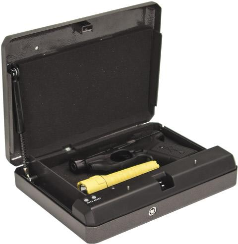 Liberty Liberty HD-100 Quick Vault Gun Safe - Steadfast Safes