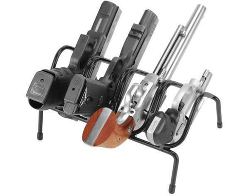 LOCKDOWN 4-GUN HANDGUN RACK Lockdown
