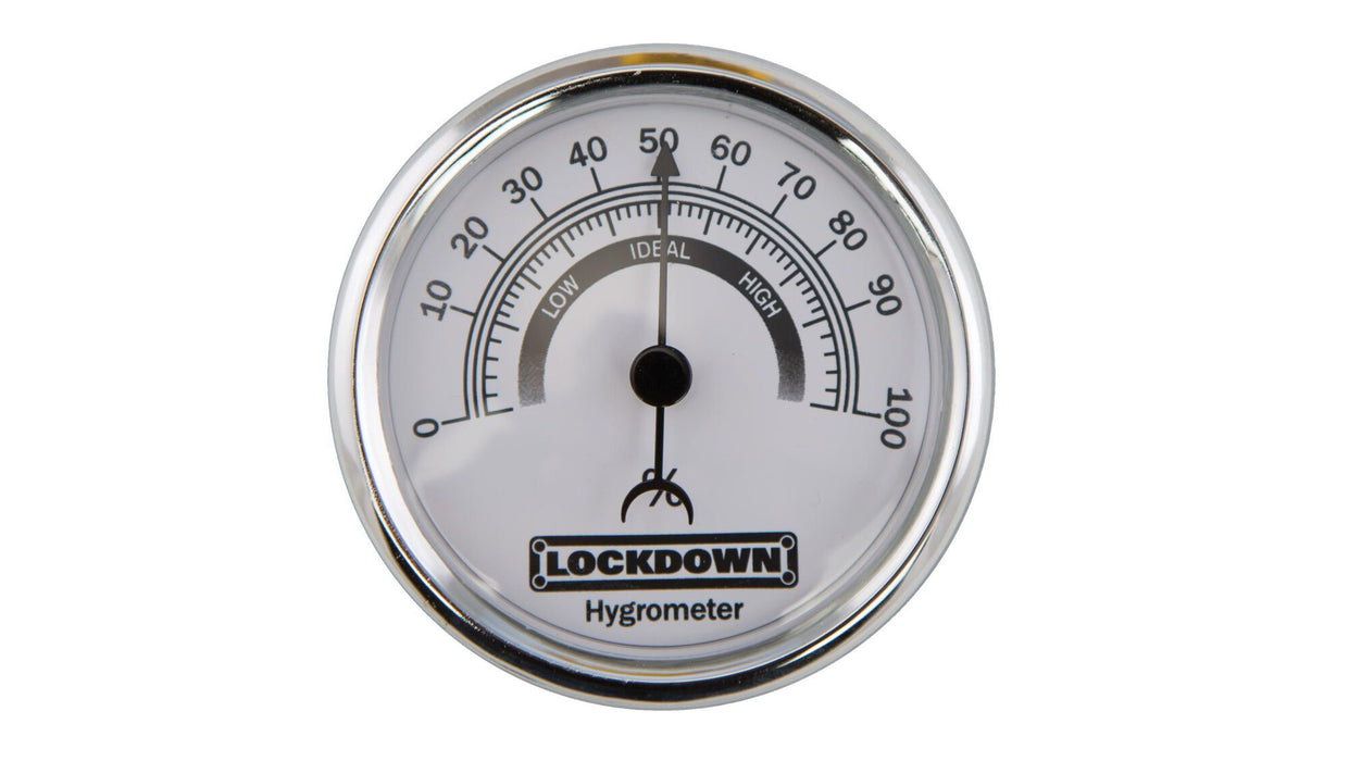 Lockdown Lockdown Hygrometer 222111 Accessory - Steadfast Safes