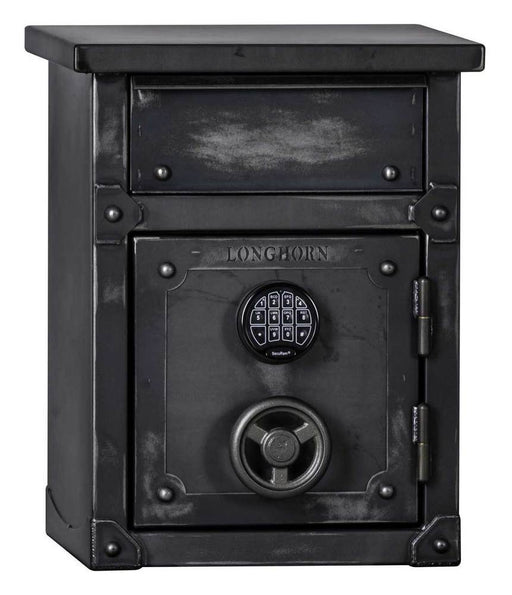 Longhorn Security Safe | LNS2618 | Nightstand Longhorn