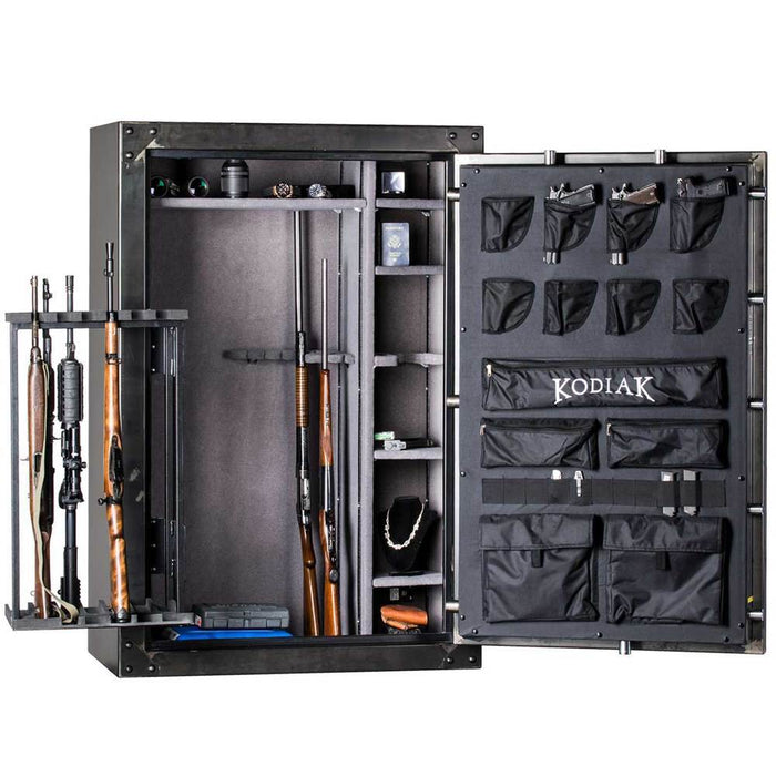 "Rhino Metals | Kodiak KSB5940EX-SO | 59""H x 40""W x 23""D 