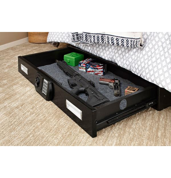 SnapSafe Under Bed Safes SnapSafe