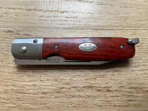 Fällkniven Gentleman's Pocket Knife - Redwood