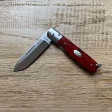 Load image into Gallery viewer, Fällkniven Gentleman's Pocket Knife - Redwood