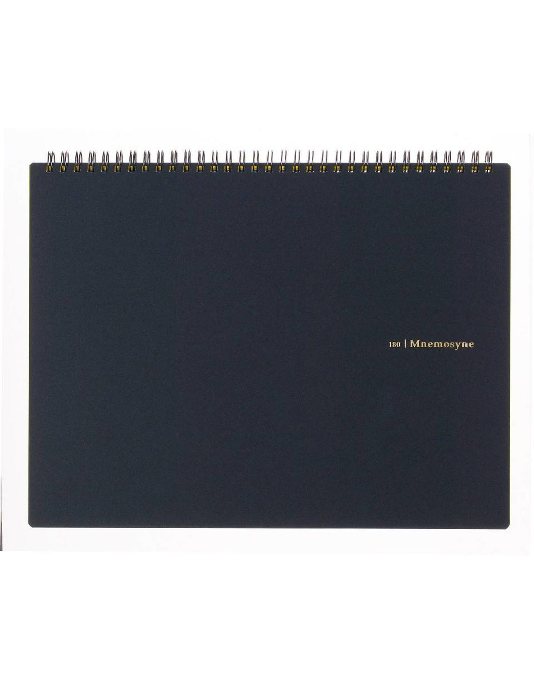 Maruman Mnemosyne A4 Horizontal Notepad (5mm squared)