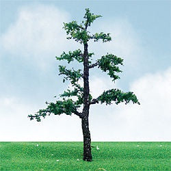 "JTT HO-scale, Old Pine, 2/pk, 3.5"" - 4"" Height (92313)"