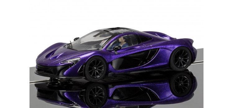 SCALEXTRIC McLaren P1™, Purple (C3842)