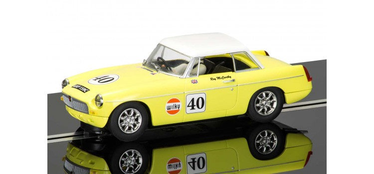 SCALEXTRIC MG MGB - Thoroughbred Sports Car Series (C3746)