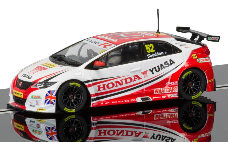 SCALEXTRIC BTCC HONDA CIVIC TYPE R (C3783)