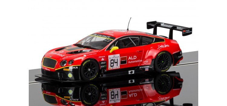 SCALEXTRIC Bentley Continental GT3, Team HTP Red (C3845)