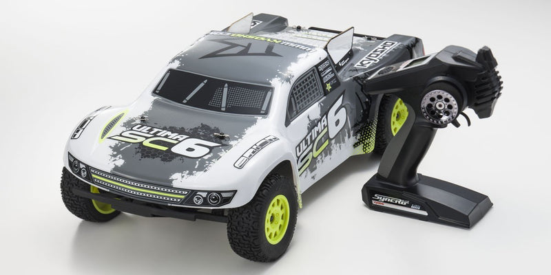 KYOSHO ULTIMA SC6 1/10 EP(BL) 2WD SC Truck Readyset RTR 30859