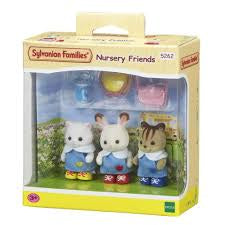 SYLVANIAN FAMILIES Nursery Friends (5262)
