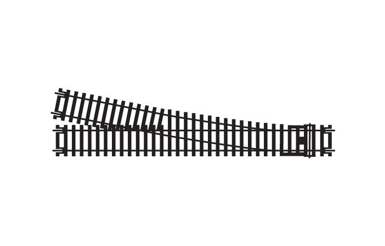 HORNBY Right-Hand Express Point (r8078)