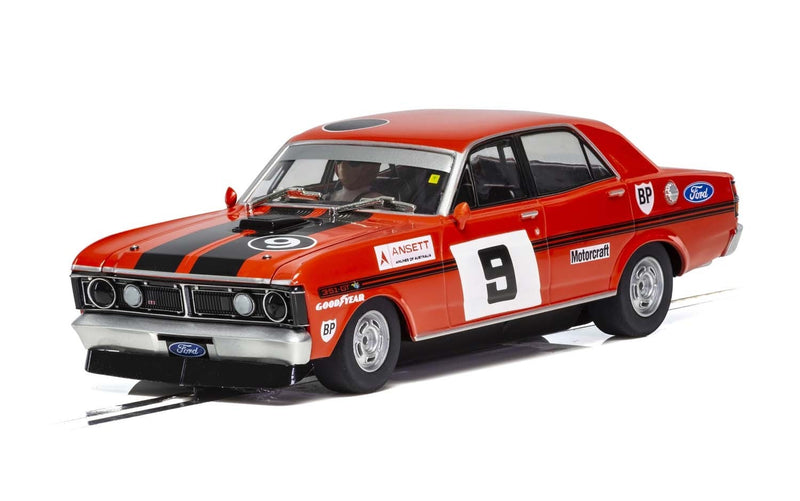 SCALEXTRIC FORD XY FALCON, ATCC 1973 (C4028)