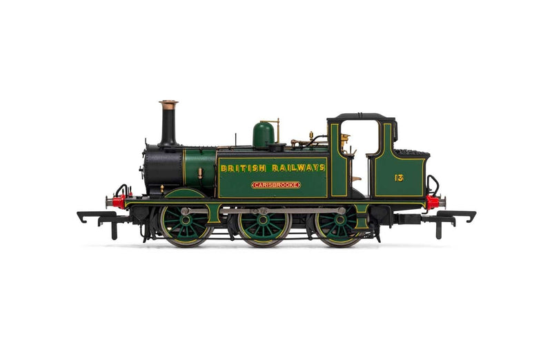 HORNBY Transitional BR, 'Terrier', 0-6-0T, 13 'Carisbrooke' - Era 4 (R3848)