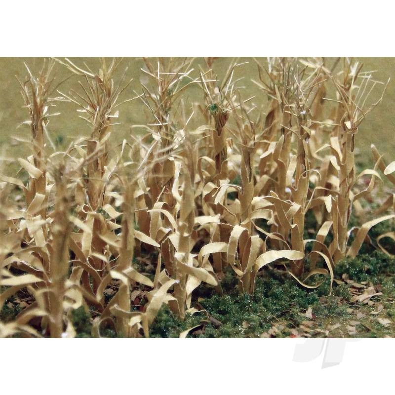 JTT 'O' Dried Corn Stalks 28pk 2'' height (95589)