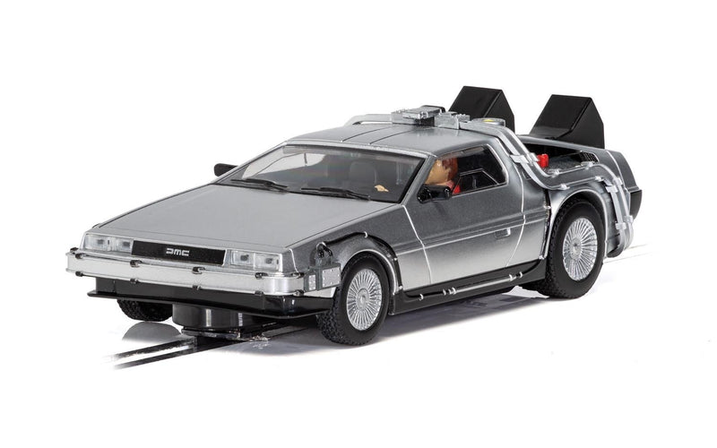 SCALEXTRIC (4117) DELOREAN - 'BACK TO THE FUTURE'
