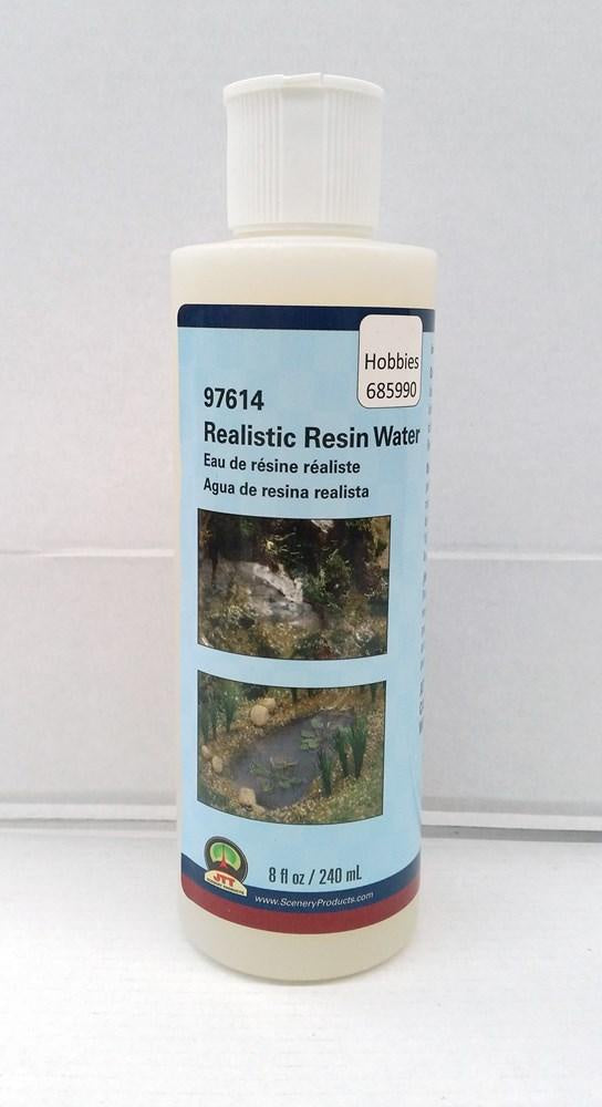 JTT Scenery 97614 Realistic Resin Water 8oz (240ml)