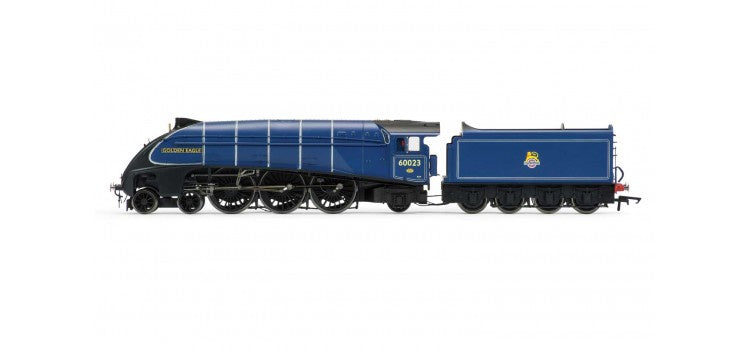 HORNBY BR 4-6-2 'Golden Eagle' A4 Class - Early BR (R3320)