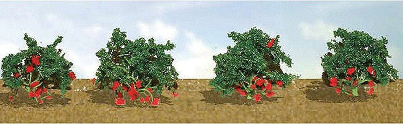 JTT 'O' Strawberry 8pk 3/4 height (95577)