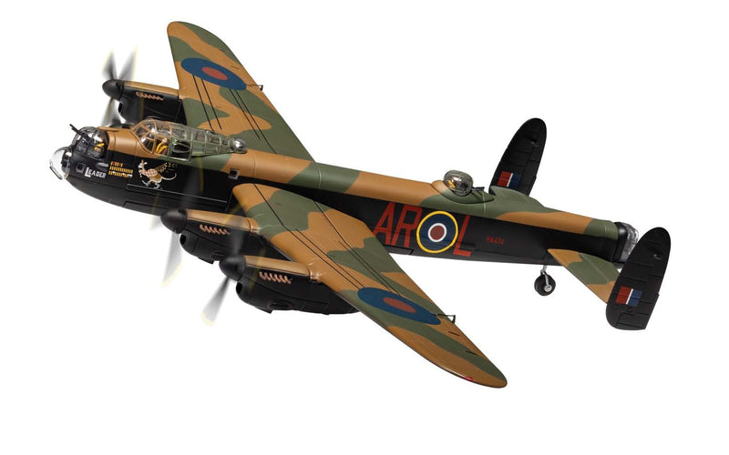 CORGI 1/72 Avro Lancaster B.1 PA474, operated by The Battle of Britain Memorial Flight, the only airworthy Lancaster in Europe (AA32626)