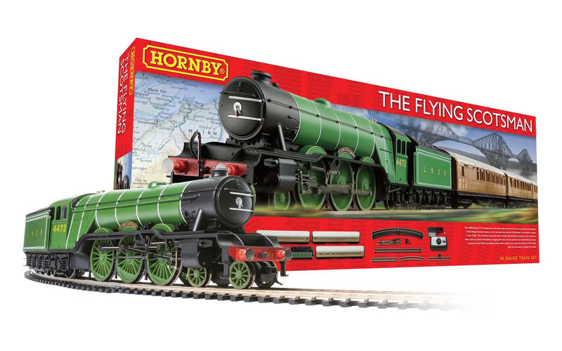 HORNBY The Flying Scotsman Train Set (r1167)