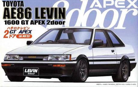FUJIMI 1/24 ID61 Hachiro Crevin 2-door GTAPEX late model '85 (035260)