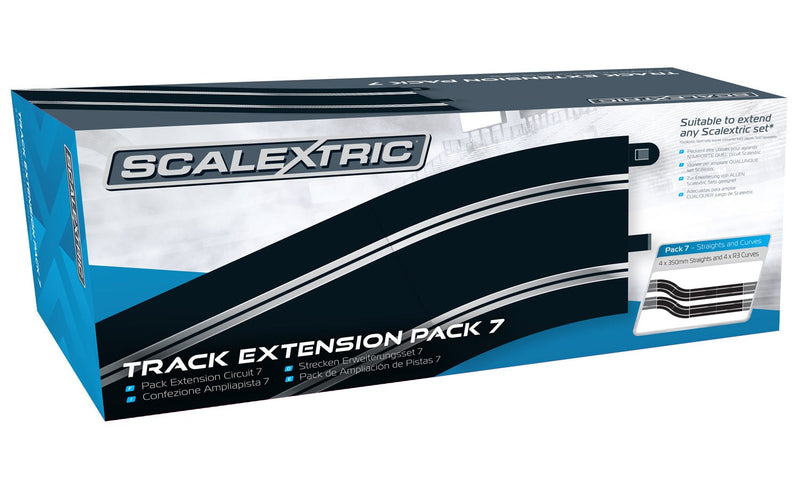 SCALEXTRIC TRACK EXTENSION PACK 7 (C8556)