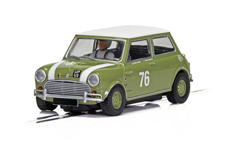 SCALEXTRIC AUSTIN MINI COOPER S, GOODWOOD 2018 (C4059)