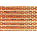 JTT Brick (WHITE), TT-scale (1:125) 2/pk (97421)