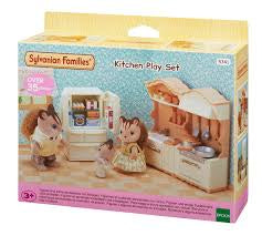 SYLVANIAN FAMILIES Kitchen Play Set (5341)