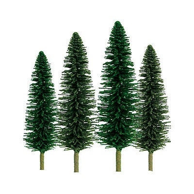 JTT O-Scale Scenic Tree 5''-7'' 12pk (92036)