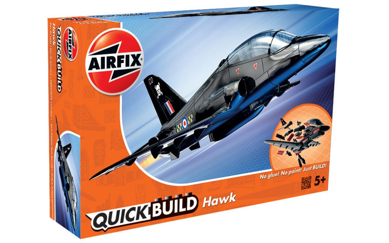 AIRFIX QUICKBUILD BAE Hawk (J6003)