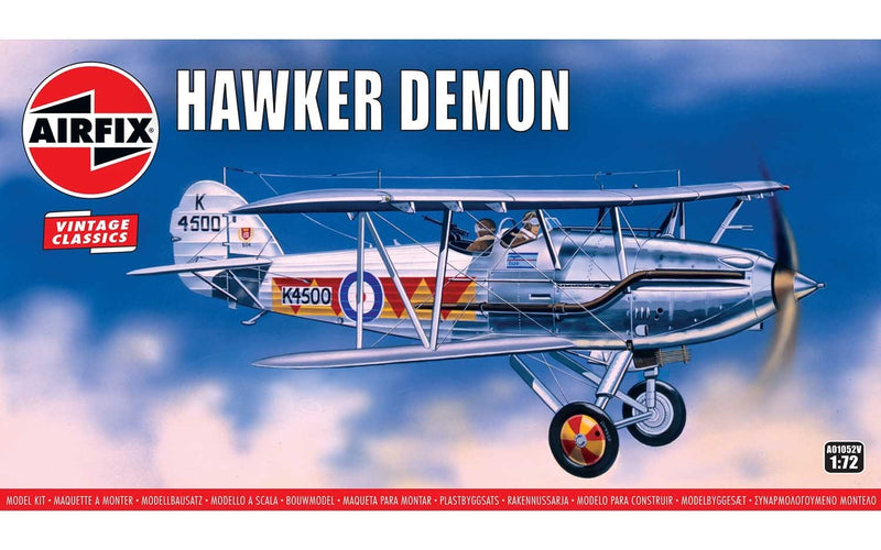 AIRFIX Hawker Demon 1:72 (A01052V)