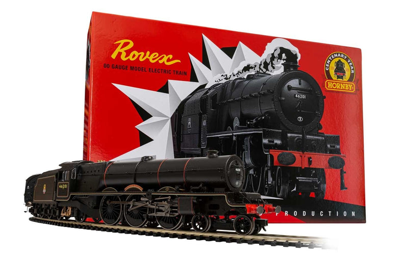 HORNBY Celebrating 100 Years of Hornby Train Set, Centenary Year Limited Edition - 2020 (R1251M)